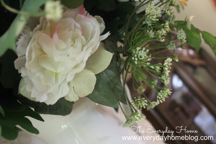 How to Make Silk Flowers Look Real by The Everyday Home