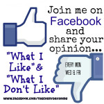 Facebook {join me for a new event!}