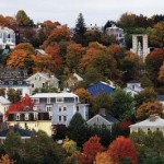 Creating your own New England Fall…