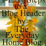 9-Steps to Creating a Blog Header