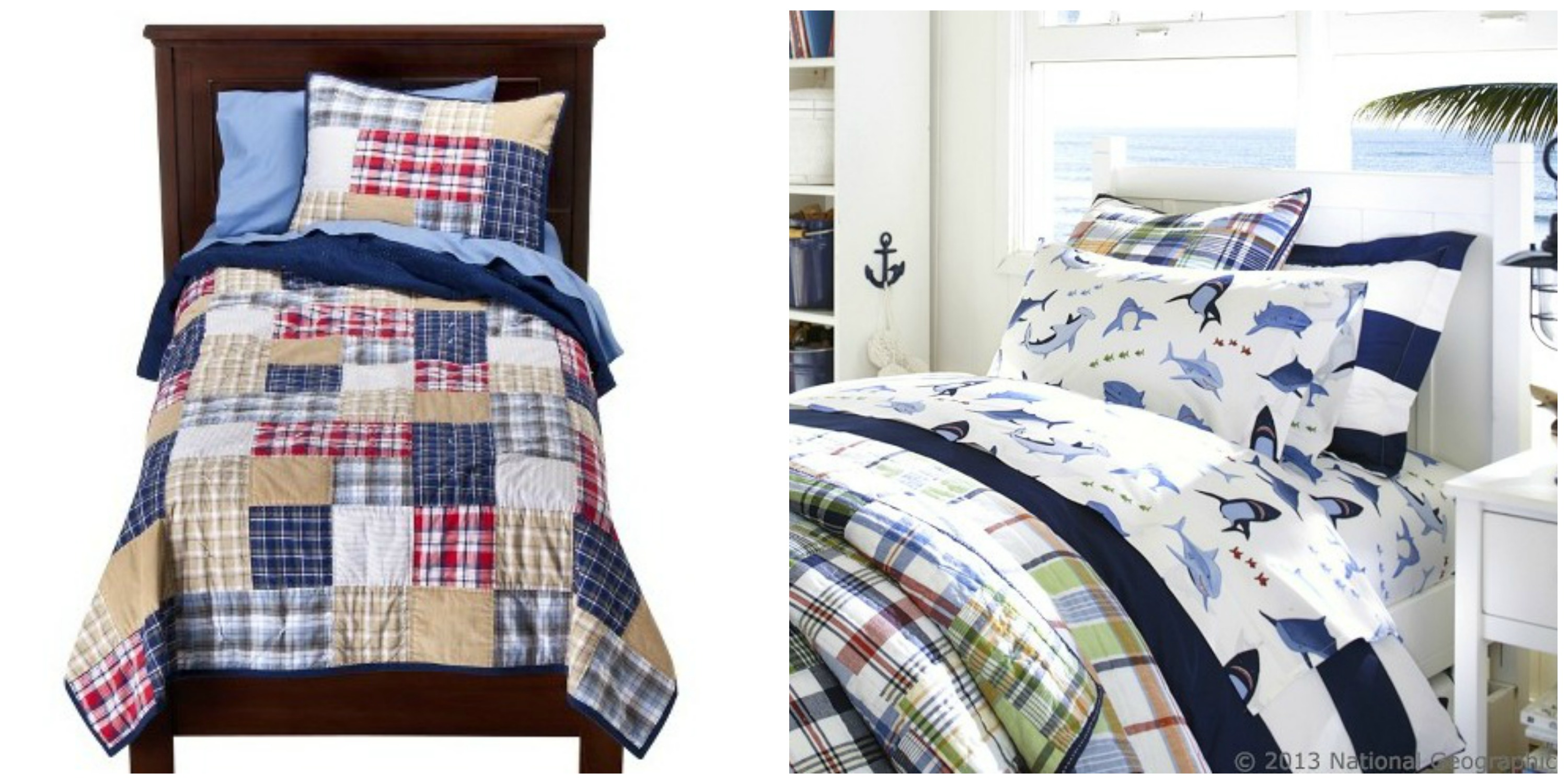 Pottery Barn Kids Bedding Boys