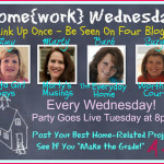 Home{work} Wednesday #3