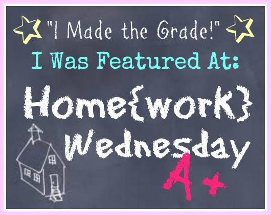 Home{work} Wednesday