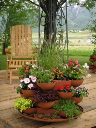 Creating A Container Herb Garden The Everyday Home