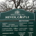 Our England Trip – Hever Castle: Pt 2