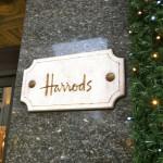 A Harrods Christmas {a Christmas Eve tour}