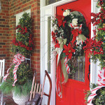 Decor Outdoor…spreading the Christmas Joy Outside!