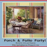Tea Time Tuesday & Porch and Patio Party!