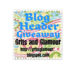 Winner of the New Blog header Give-Away!