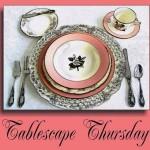 Tablescape Thursday…It's a Boy!