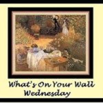 It's Here! What's On Your Wall Wednesday…