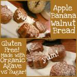 Guten-Free Banana Bread