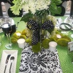 Updated Celadon Tablescape – Daylight!