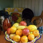 My Fruit Bowl Runneth Over…