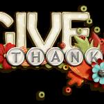 Happy Thanksgiving {2012}