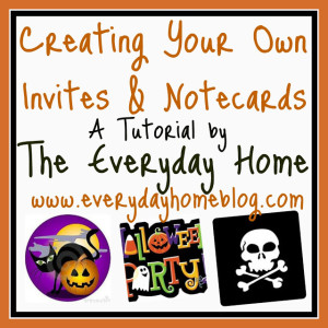 Handmade Invites on PicMonkey: A Tutorial