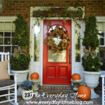 Front Porch {…my love of Fall}
