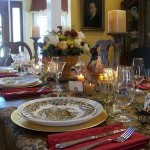 My Thanksgiving Tablesetting….finally!