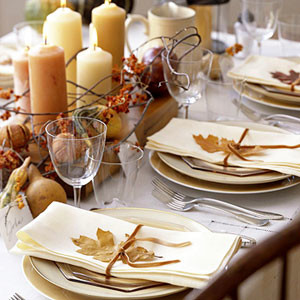 """Thanksgiving Prep…China or """"Chinette"""""""