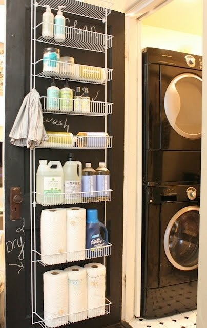 8-Tips for Creating a Great Laundry Room by The Everyday Home | www.everydayhomeblo.com
