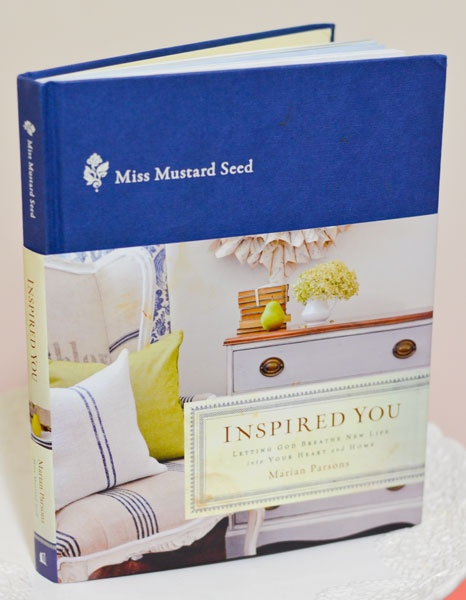 Miss Mustard Seed Interview and Book Giveaway at The Everyday Home