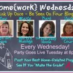 Home{work} Wednesday #15