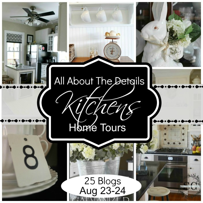 Behind the Scene Kitchen Tour at The Everyday Home