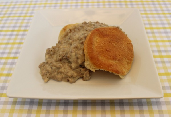 Sausage Gravy by The Everyday Home