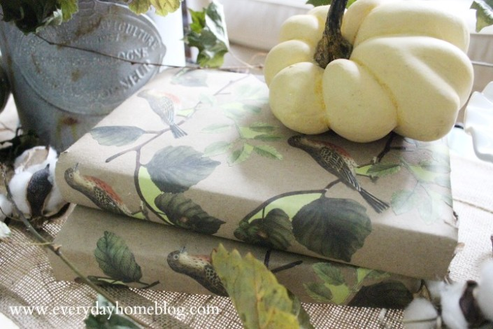 Martha Stewart Decoupage Crafts at The Everyday Home