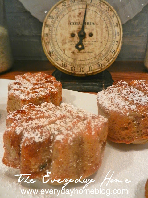 Glutten Free Apple-Banana-Walnut Bread by The Everyday Home