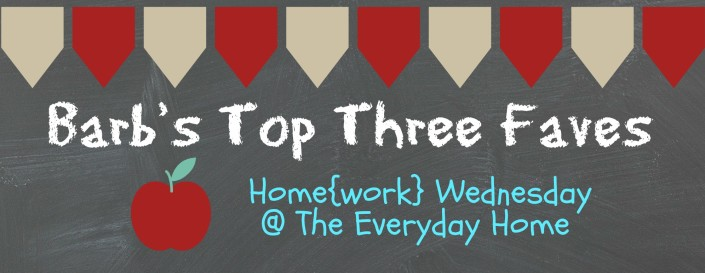 Barb's Top Three Features at The Everyday Home