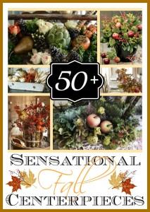 50+ Sensational Centerpieces for Fall