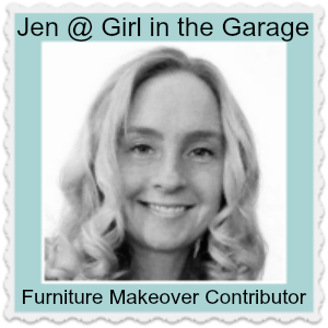 Furniture Makeover Contributor at The Everyday Home