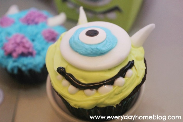 A Monsters University Party by The Everyday Home