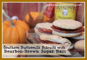 Southern Buttermilk Biscuits {thankful for family}
