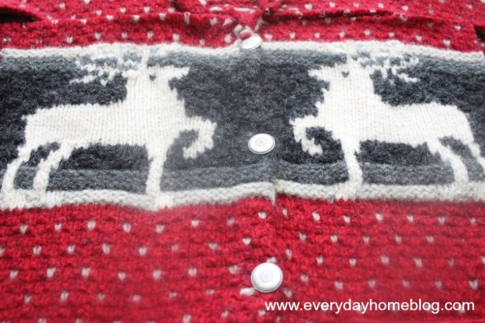 Christmas Sweater Pillows by The Everyday Home