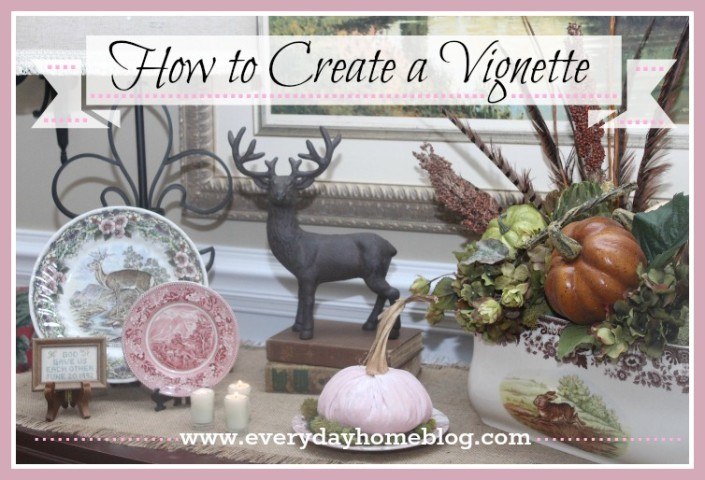 How to Create a Vignette by The Everyday Home