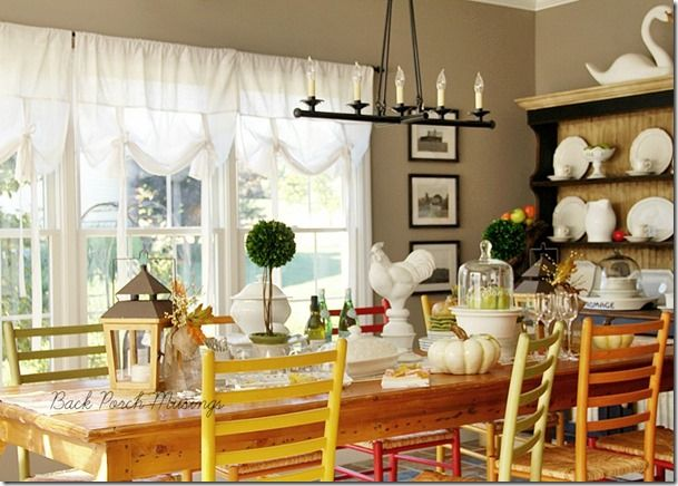 A Look at Farmhouse Tables for Farmhouse Friday at The Everyday Home