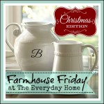 Farmhouse Friday: Christmas Edition