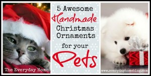 Christmas Present Ideas for Pets