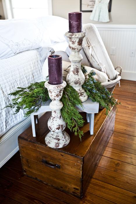 Farmhouse Friday: A Farmhouse Christmas featuring over 30 Ideas at The Everyday Home