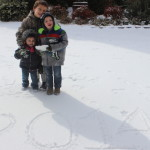 Enjoying the Snow 2014