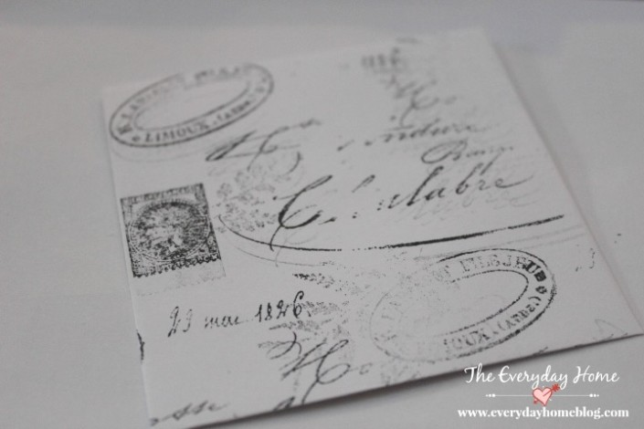 Valentine-Envelope