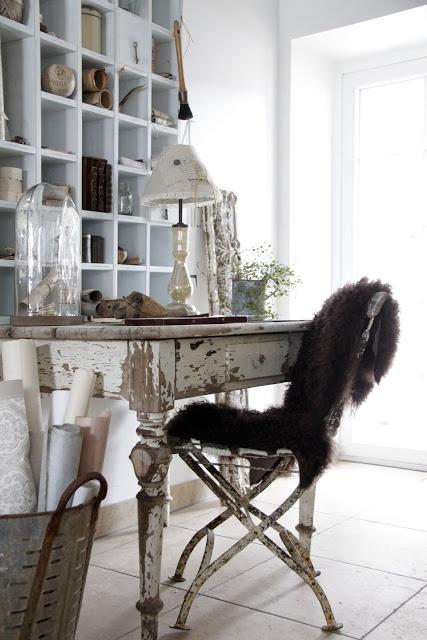 A Winter Farmhouse | The Everyday Home | www.everydayhomeblog.com