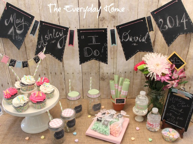 Easy and budget friendly bridal shower ideas the for Bridal shower gifts for the bride who has everything