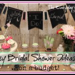 Easy and Budget-Friendly Bridal Shower Ideas