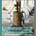 Farmhouse Decor Online Shop is BACK!