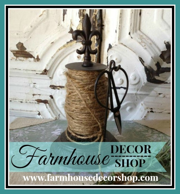 Farmhouse Decor line Shop is BACK The Everyday Home