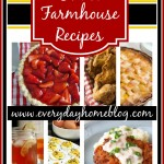 Farmhouse Friday {Farmhouse Recipes}