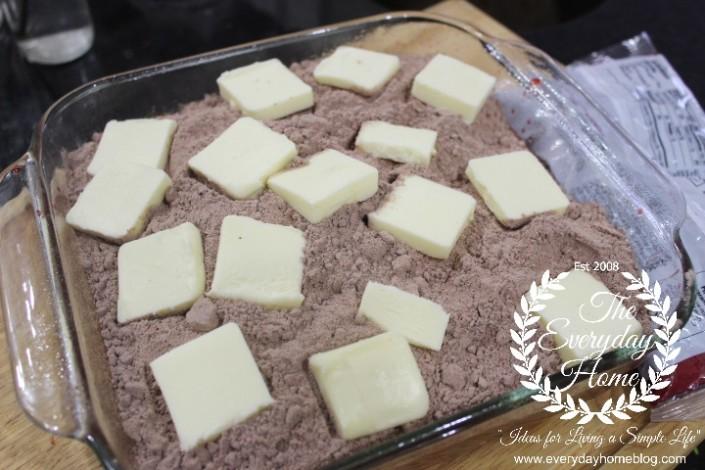Black Forest Dump Cake by The Everyday Home #dessert #baking #dollarstore #DollarStoreChallenge #cake